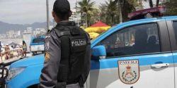 Mulher é libertada após ser feita refém por homem armado com faca, no Rio